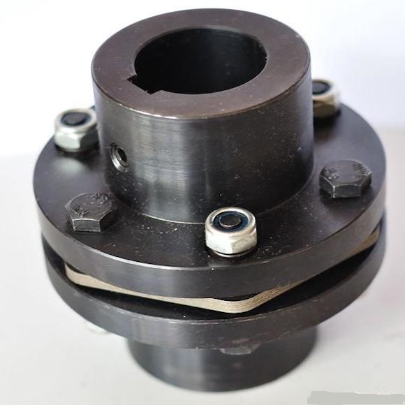 DJM Single Key Elastic Diaphragm Shaft Coupling 1