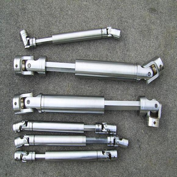Type GA HA Extendable Precision Universal Joints
