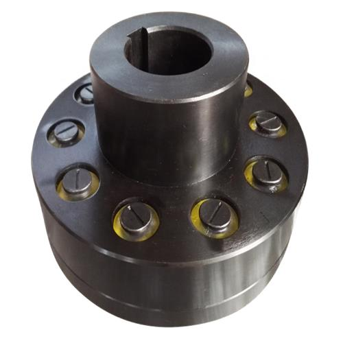 Type Shaft Coupling with Elastic Sleeve and Pin